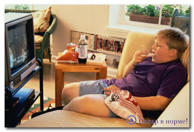 ожирение 2 степени у детей