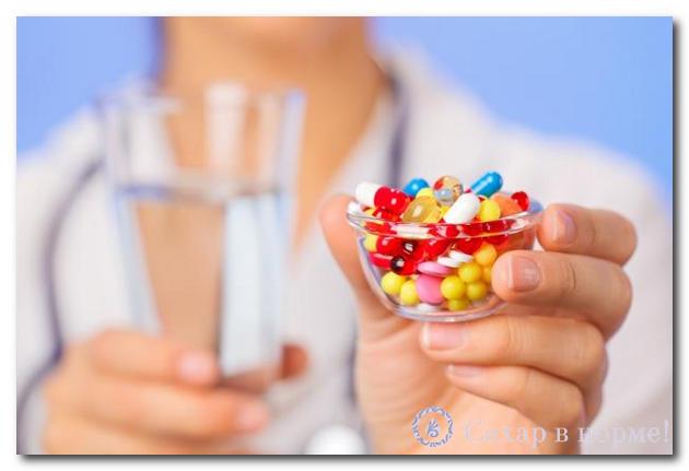 дозировка и способ применения метформина