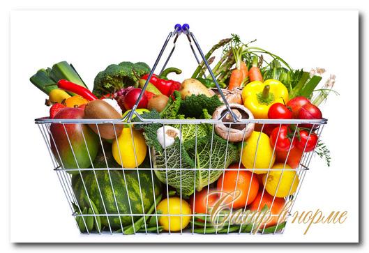 продукты снижающие сахар холестерин