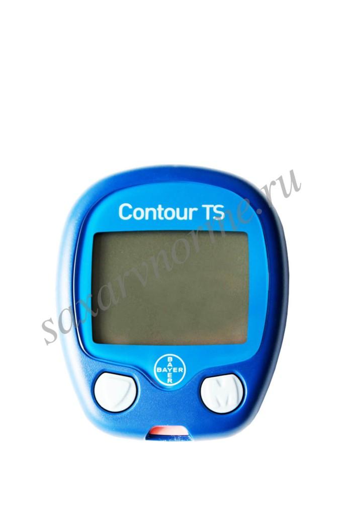 глюкометр Контур ТС
