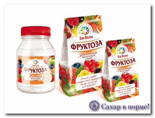 В каких продуктах содержится фруктоза и можно ли ее диабетикам?