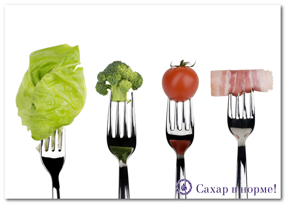 диабет диета и питание