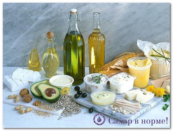 рацион питания при диабете 2 типа