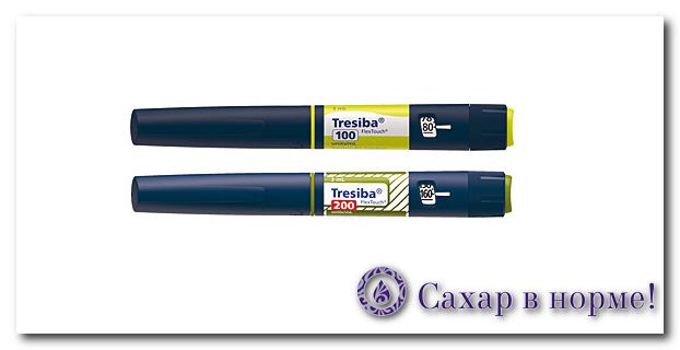 шприц-ручки тресиба