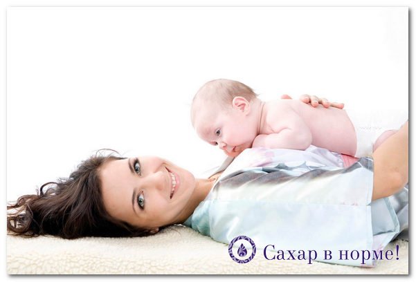 ведение беременных с сахарным диабетом