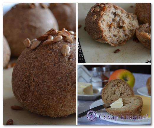 низкоуглеводный и безуглеводный хлеб