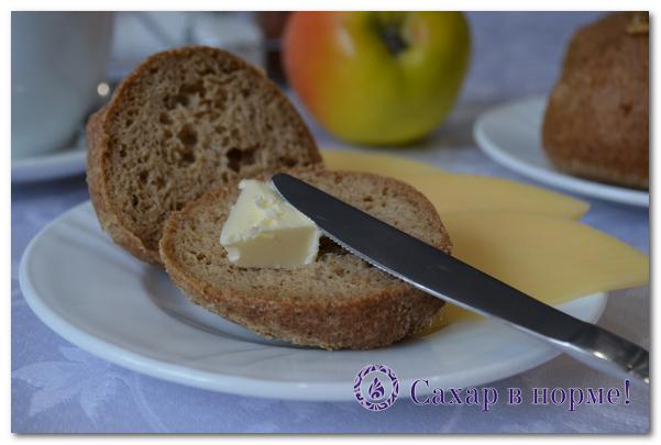 как делается низкоуглеводный хлеб
