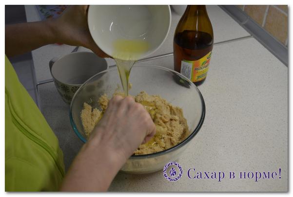 хлеб при диабете 2 типа рецепт