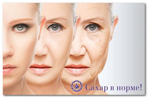 Главная причина старения человека - гликация белков