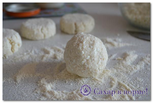 как приготовить низкоуглеводные сырники