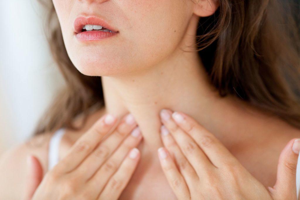 Щитовидная железа и ее строение