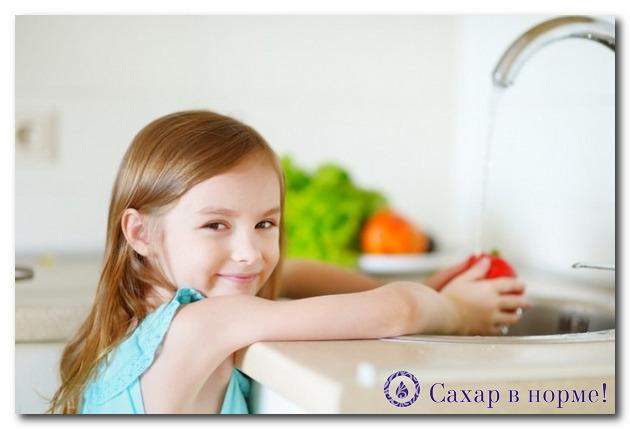 низкий сахар в крови у ребенка