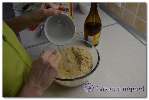 какой хлеб можно есть при сахарном диабете рецепт