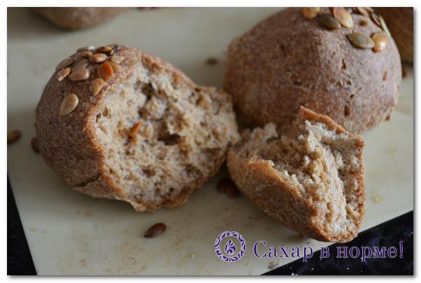 как приготовить безуглеводный хлеб