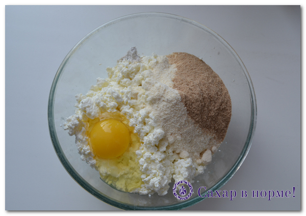 Низкоуглеводный рецепт сырников