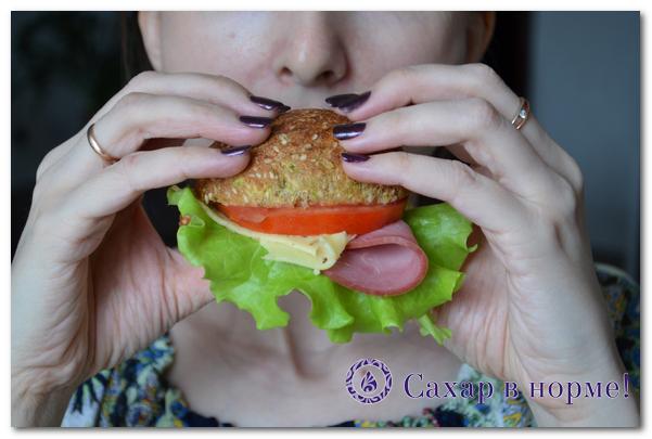 как сделать сендвичи без муки