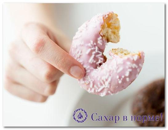 Как избавиться от пристрастия к сладким и мучным продуктам