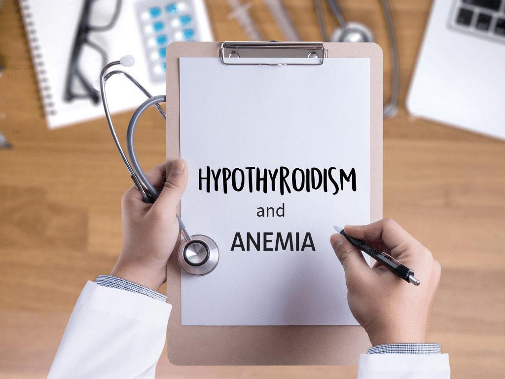 гипофункция щитовидной железы и дефицит железа